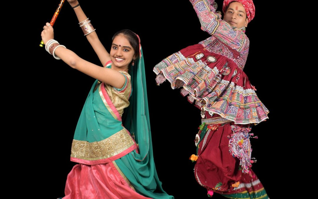 Gemeinsamer Besuch von Navratri – Indian Classical and Folk Dance Show, So. 1. Oktober 2017