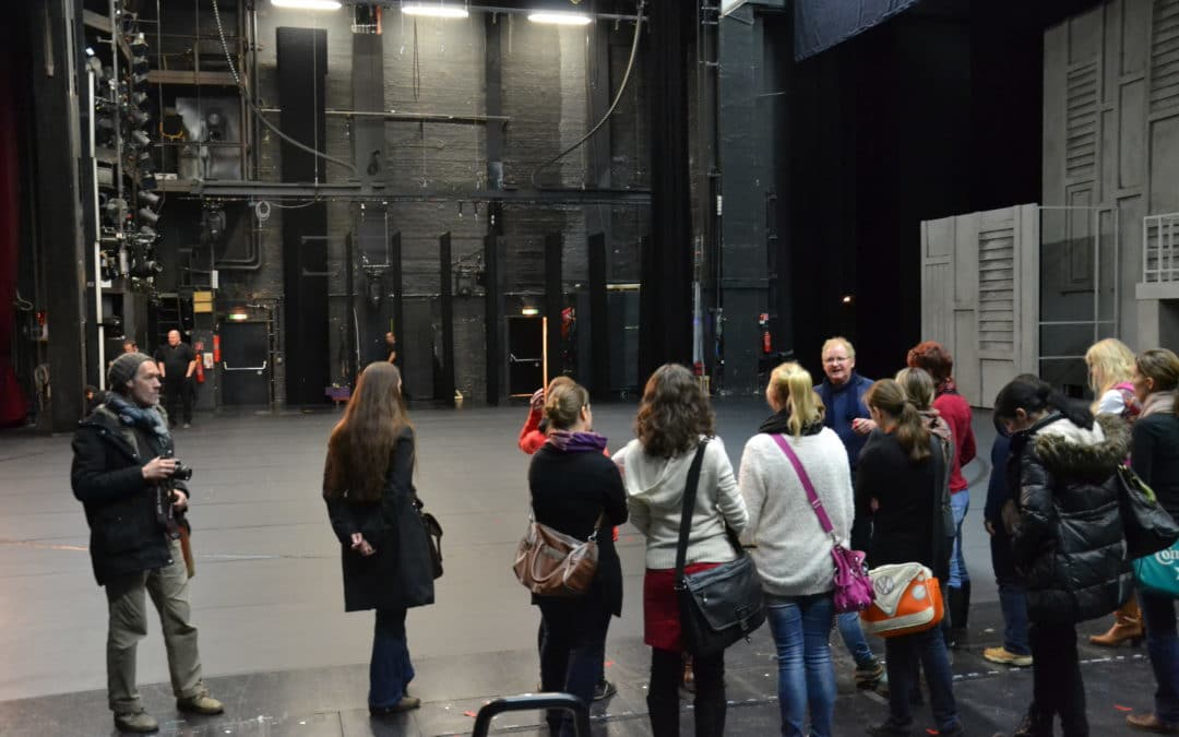 Opernführung Backstage
