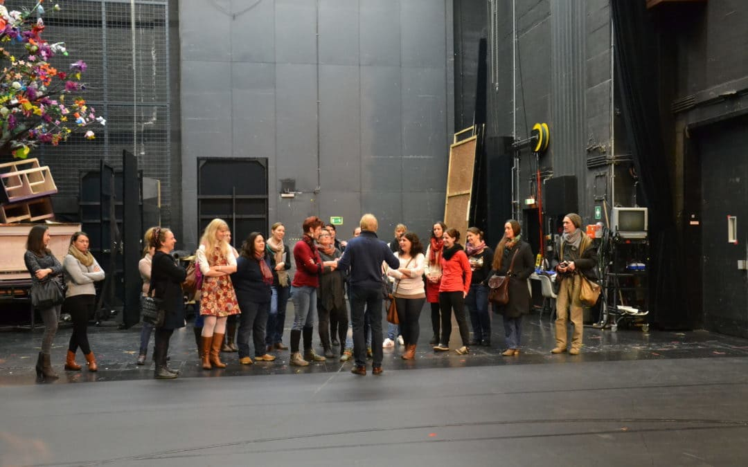 Backstage Opernführung