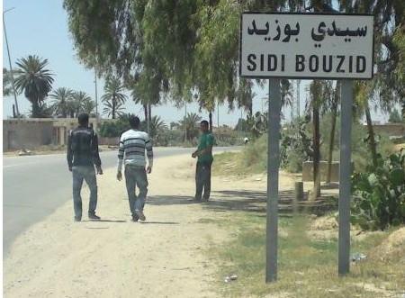 Der Funke im Pulverfass, Mohamed Bouazizi und die tunesische Revolution