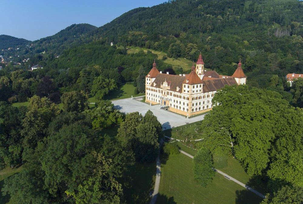 Gemeinsame Führung duch das Schloss Eggenberg, Do. 11. 5. 2017, 9:00 Uhr