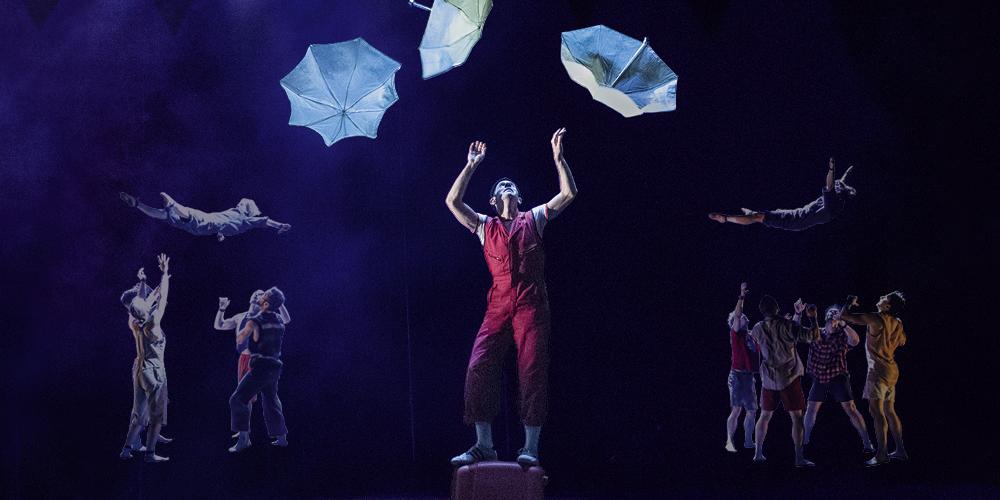 Cirque Noël – Zirkusgeschichten in Graz