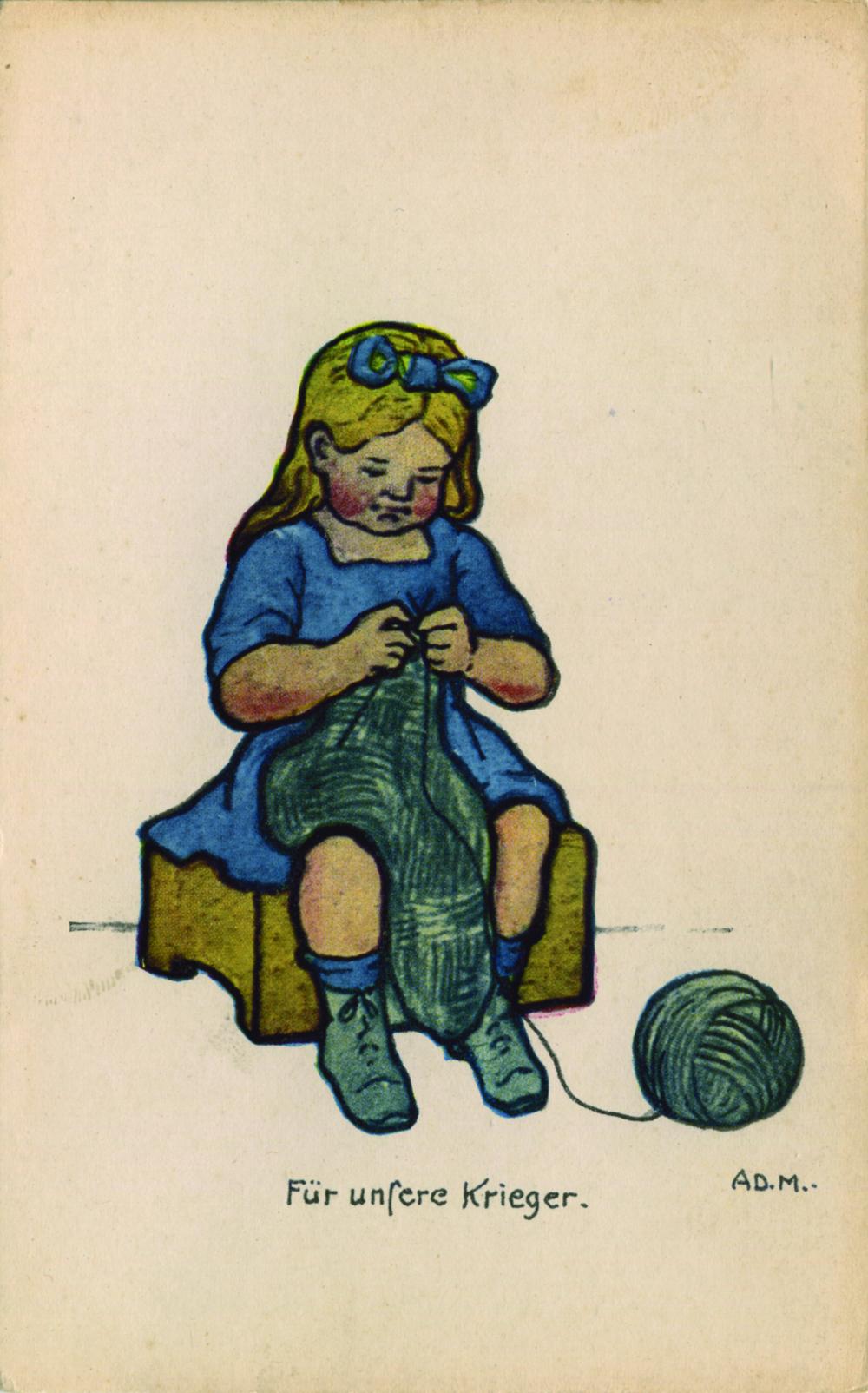 "Ausstellung Geschlechterhistorische Perspektiven auf den ""Grossen Krieg"" (1914 – 1918)"