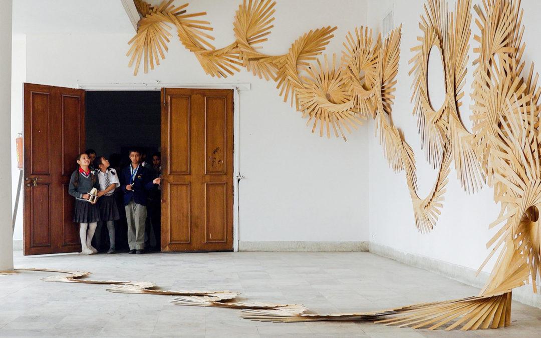 """Kulturtransfair – Gemeinsamer Ausflug zum """"World Wood Day 2019"""" im Freilichtmuseum in Stübing"""