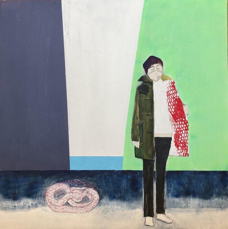 Führung durch die Street Gallery: Spuren. Am Scheideweg