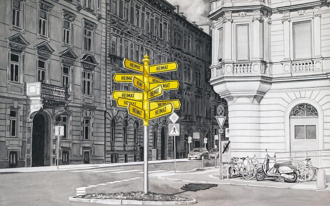 """Herkunft"" Zara Alexandrova, Zoran Georgiev"